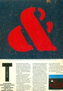 Henris artikel i tidn papper